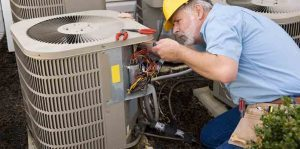 air conditioning repair Higgins